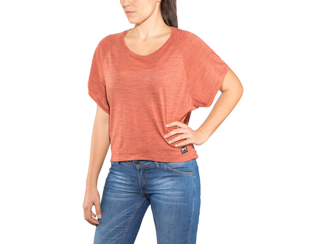 super.natural W's Motion Peyto Tee Blooming 3D